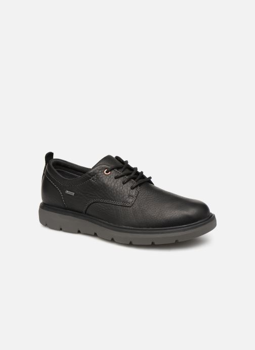 Veterschoenen Clarks Unstructured Un Map Lo GTX Zwart detail