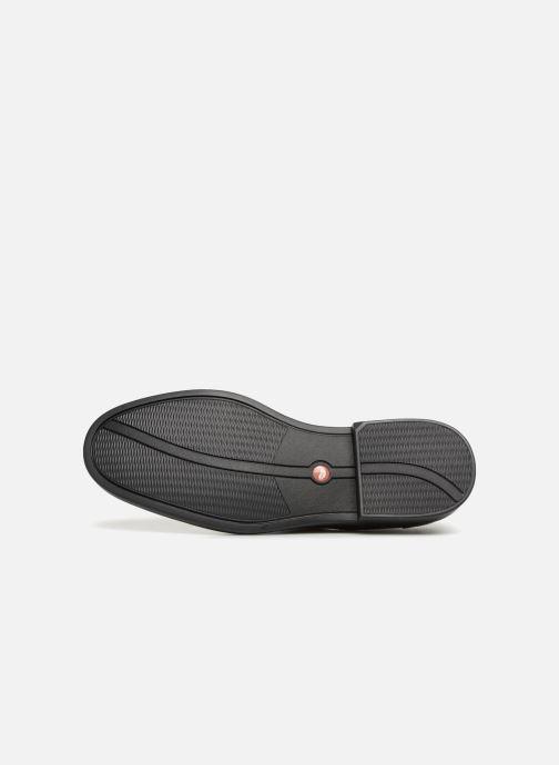 Chaussures à lacets Clarks Unstructured UnAldricTieGTX Marron vue haut