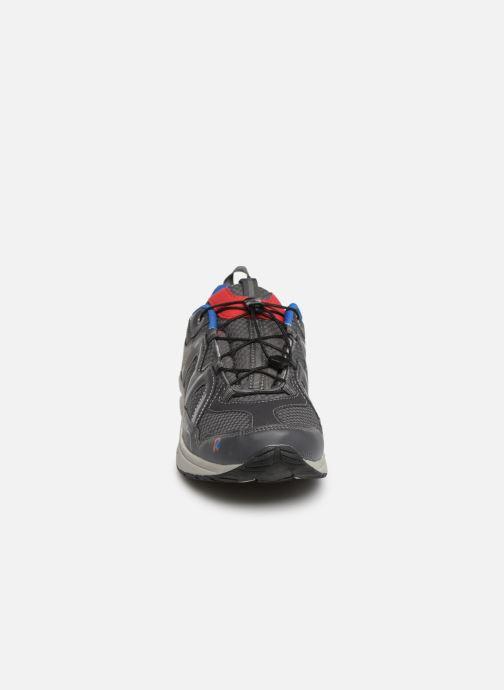Zapatillas de deporte Kimberfeel Rimo Gris vista del modelo