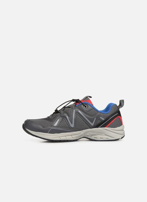 Zapatillas de deporte Kimberfeel Rimo Gris vista de frente