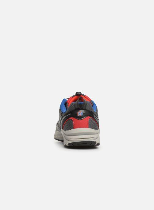 Chaussures de sport Kimberfeel Rimo Gris vue droite