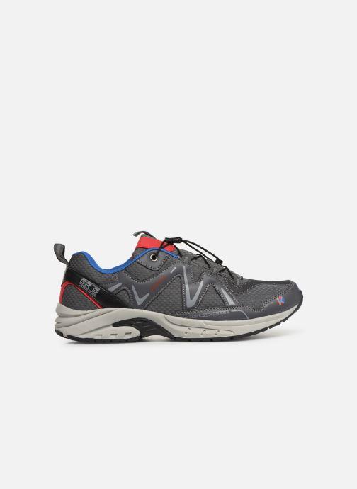 Sport shoes Kimberfeel Rimo Grey back view