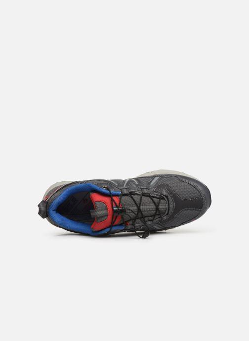 Zapatillas de deporte Kimberfeel Rimo Gris vista lateral izquierda