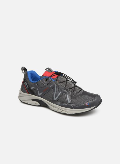 Sport shoes Kimberfeel Rimo Grey detailed view/ Pair view