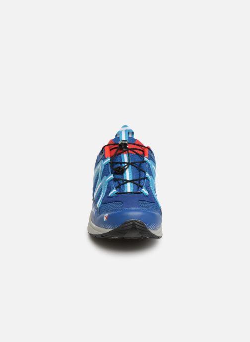 Chaussures de sport Kimberfeel Rimo Bleu vue portées chaussures