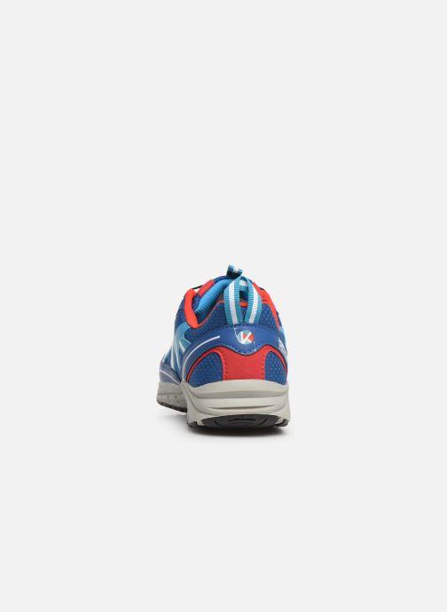 Chaussures de sport Kimberfeel Rimo Bleu vue droite