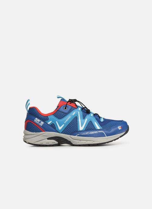 Sport shoes Kimberfeel Rimo Blue back view
