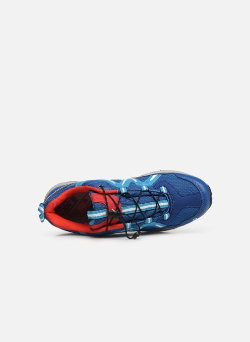 Chaussures de sport Kimberfeel Rimo Bleu vue gauche
