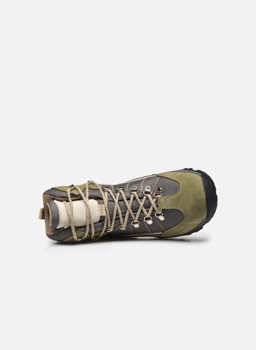 Chaussures de sport Kimberfeel Denali Vert vue gauche