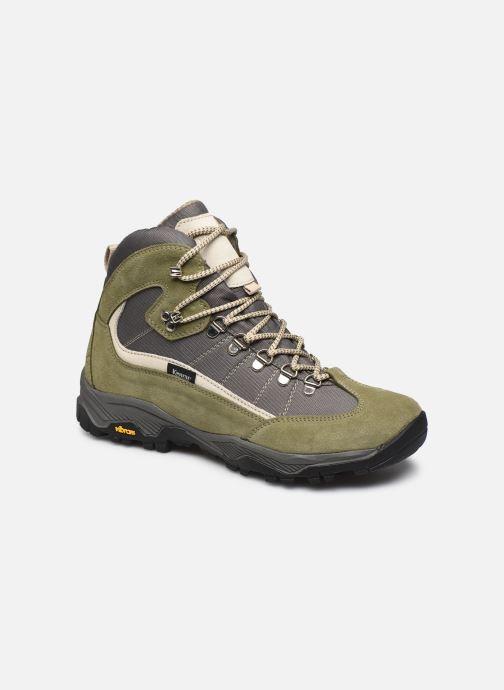 Chaussures de sport Kimberfeel Denali Vert vue détail/paire