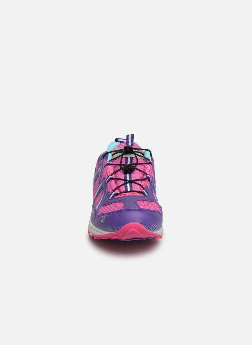 Chaussures de sport Kimberfeel Rimo Rose vue portées chaussures