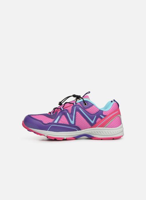 Chaussures de sport Kimberfeel Rimo Rose vue face