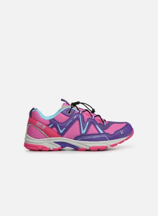 Chaussures de sport Kimberfeel Rimo Rose vue derrière