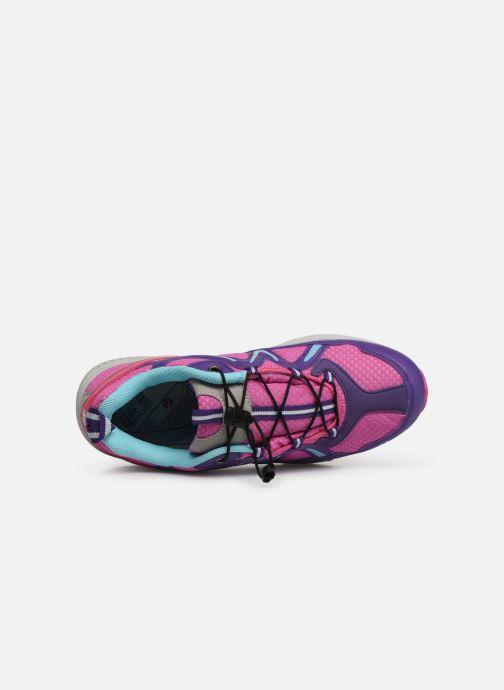 Chaussures de sport Kimberfeel Rimo Rose vue gauche