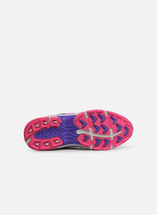 Chaussures de sport Kimberfeel Rimo Rose vue haut