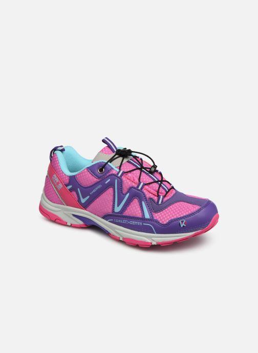 Chaussures de sport Kimberfeel Rimo Rose vue détail/paire