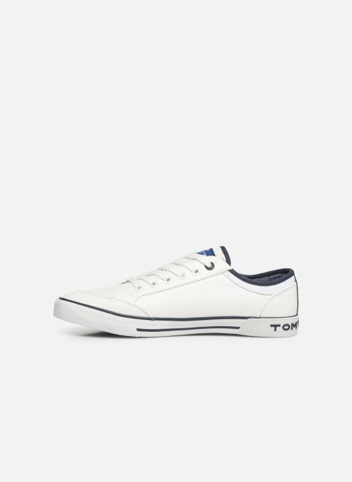 Sneakers Tom Tailor Erwin Hvid se forfra