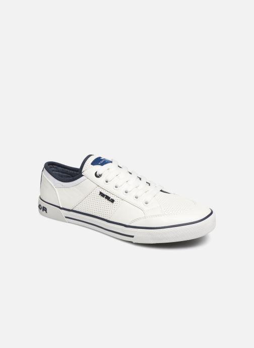 Sneakers Tom Tailor Erwin Hvid detaljeret billede af skoene