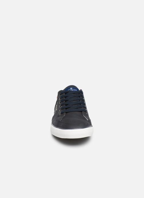 Baskets Tom Tailor Erwin Bleu vue portées chaussures