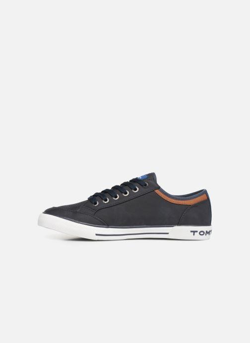 Sneaker Tom Tailor Erwin blau ansicht von vorne