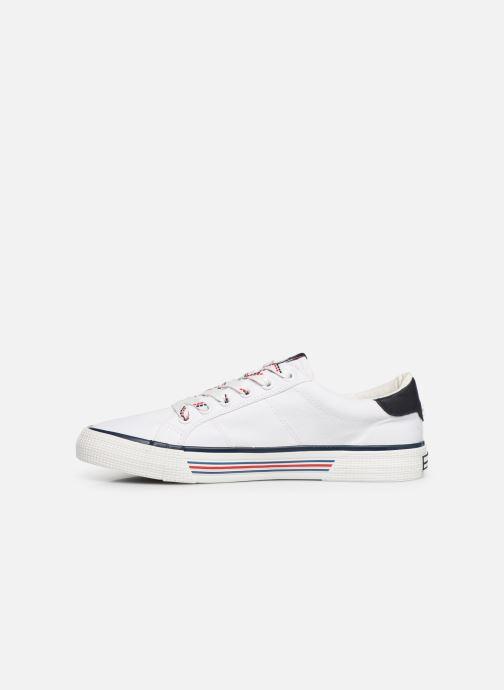 Sneakers Tom Tailor Erna 1 Wit voorkant