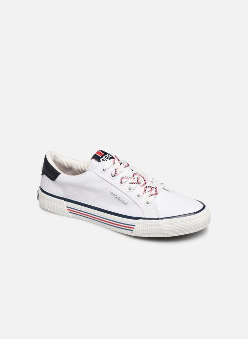 Sneakers Tom Tailor Erna 1 Wit detail