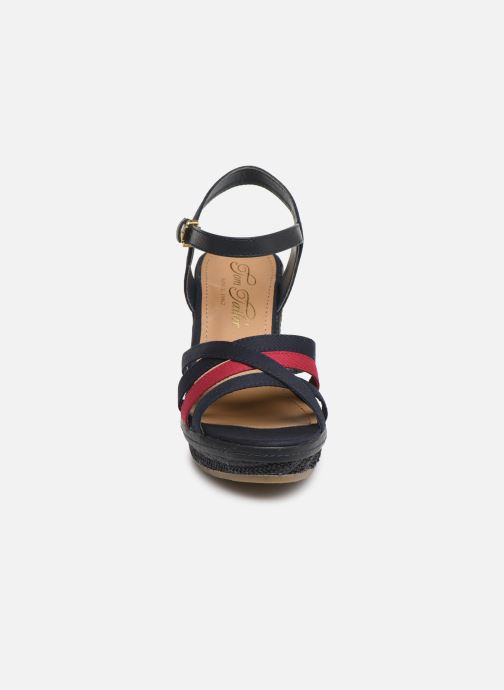 Espadrilles Tom Tailor Anelie Bleu vue portées chaussures