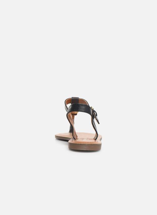 Sandalen Tom Tailor Erna Blauw rechts