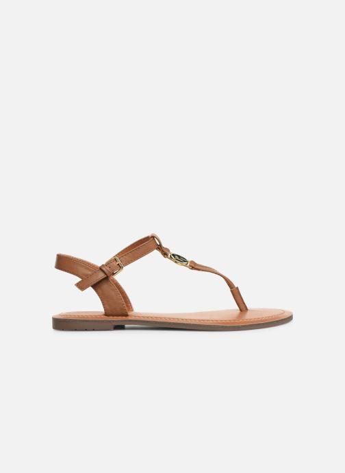 Sandales et nu-pieds Tom Tailor Erna Marron vue derrière
