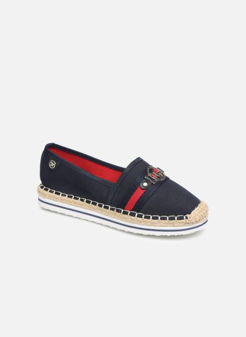 Espadrilles Tom Tailor Jenna 2 Blue detailed view/ Pair view