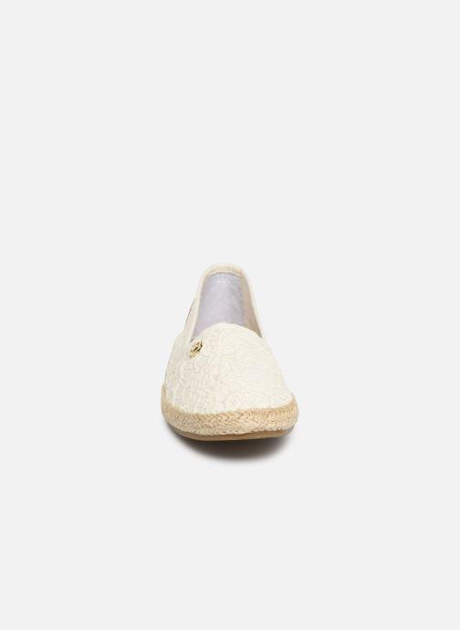 Espadrilles Tom Tailor Minna Blanc vue portées chaussures