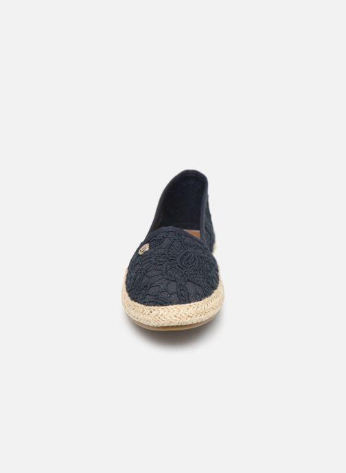 Espadrilles Tom Tailor Minna Bleu vue portées chaussures