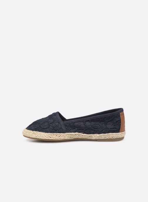 Espadrilles Tom Tailor Minna Bleu vue face