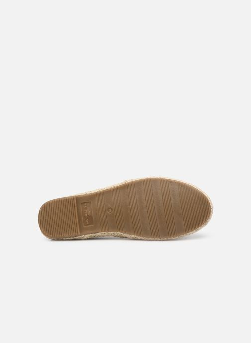 Espadrilles Tom Tailor Minna Blue view from above