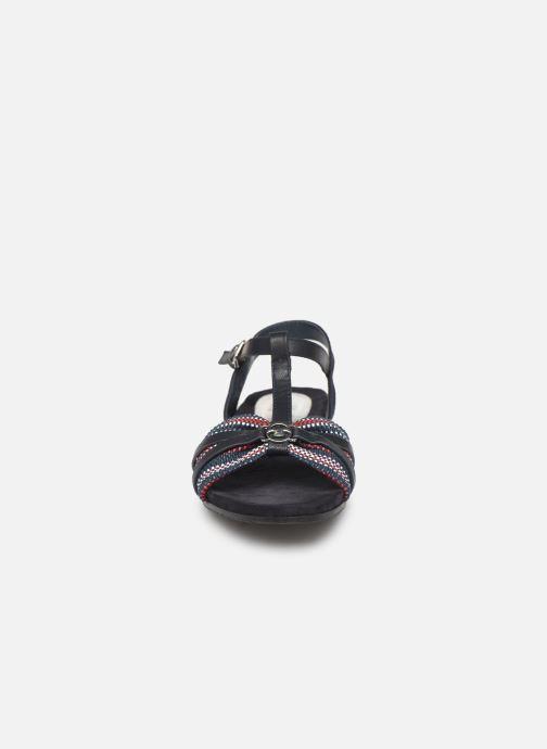 Sandalen Tom Tailor Mariele Blauw model