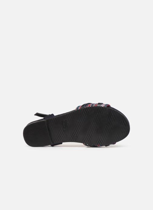 Sandalen Tom Tailor Mariele Blauw boven