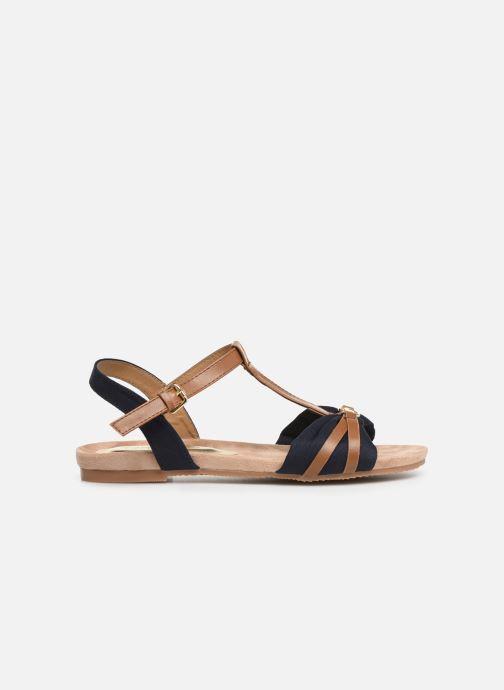Sandalen Tom Tailor Leonore Blauw achterkant