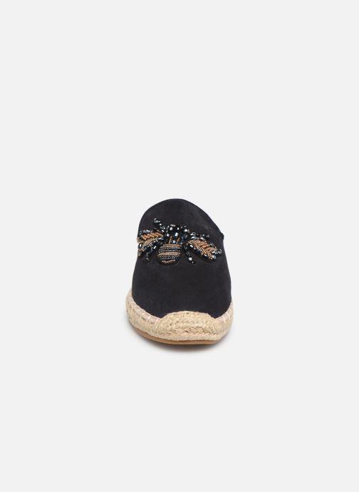 Mules et sabots Tom Tailor Lili Bleu vue portées chaussures