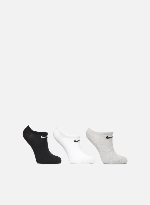 Sokken en panty's Nike Nike Everyday Lightweight No-Show 3PR Zwart detail