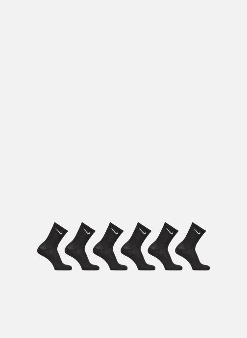 Chaussettes et collants Nike Nike Everyday Cushion Crew 6PR Noir vue détail/paire
