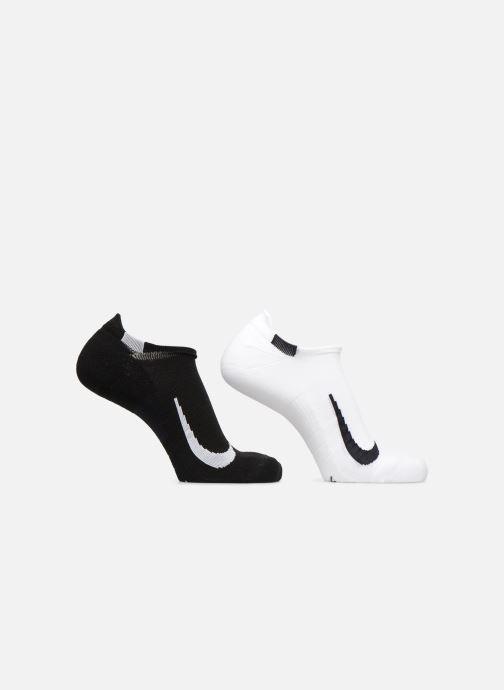 Chaussettes et collants Nike Nike Multiplier Noir vue détail/paire