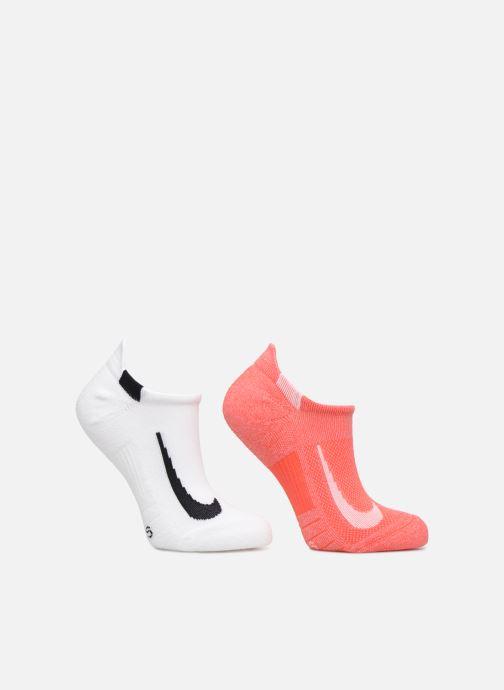 Strumpor och strumpbyxor Nike Nike Multiplier Rosa detaljerad bild på paret