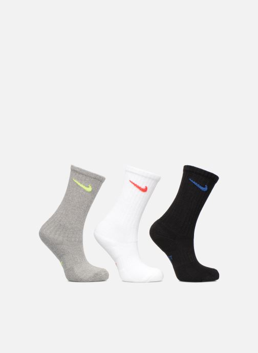 Chaussettes et collants Nike Kids' Nike Performance Cushioned Crew Training Socks (3 Pair) Noir vue détail/paire