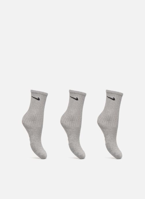 Socks & tights Nike Kids' Nike Performance Cushioned Crew Training Socks (3 Pair) Grey detailed view/ Pair view