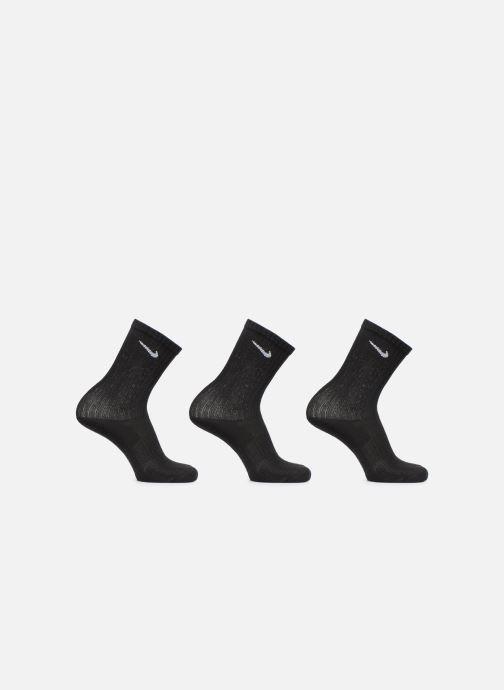 Strømper og tights Nike Kids' Nike Performance Cushioned Crew Training Socks (3 Pair) Sort detaljeret billede af skoene