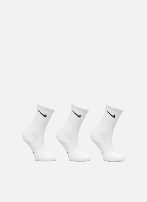 Sokken en panty's Nike Kids' Nike Performance Cushioned Crew Training Socks (3 Pair) Wit detail