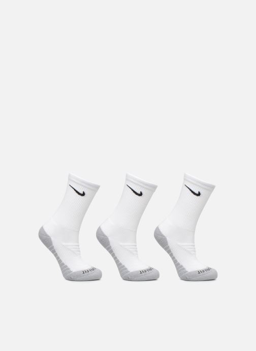 Chaussettes et collants Nike Unisex Nike Dry Cushion Crew Training Sock (3 Pair) Gris vue détail/paire