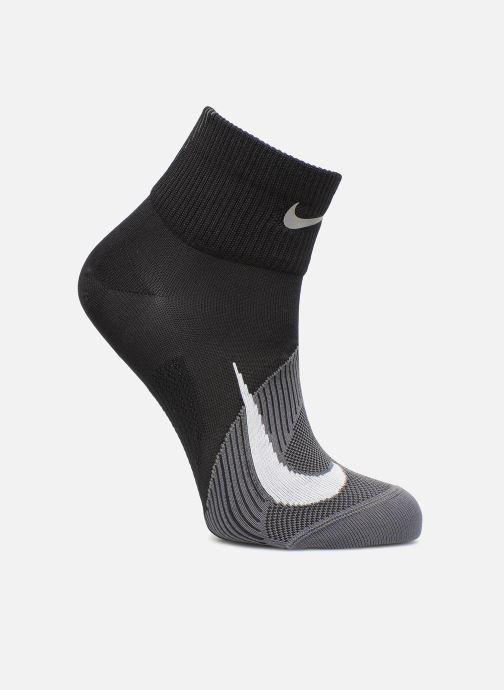 Chaussettes et collants Nike Nike Elite Lightweight Quarter Running Socks Noir vue détail/paire