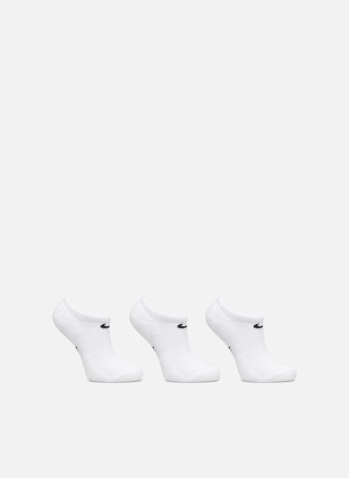 Sokken en panty's Nike Kids' Nike Performance Cushioned No-Show Training Socks (3 Pair) Wit detail