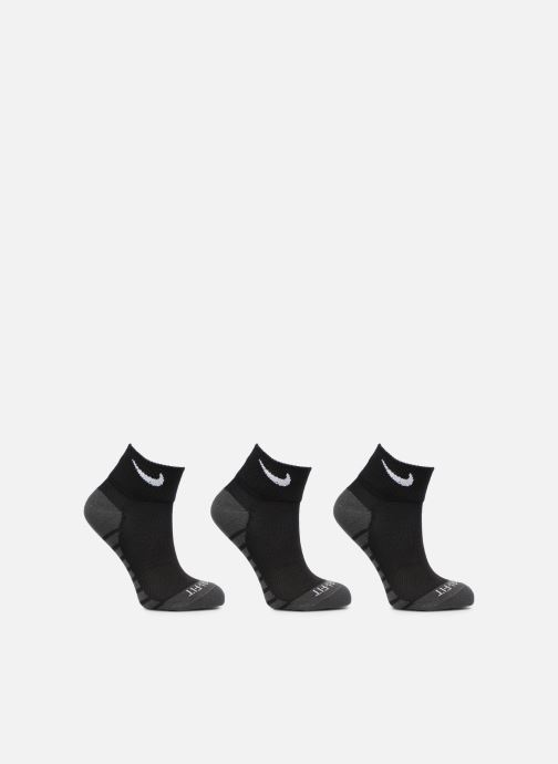 Socken & Strumpfhosen Nike Unisex Nike Dry Lightweight Quarter Training Sock (3 Pair) schwarz detaillierte ansicht/modell